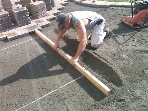 leveling patio pavers brick pavers canton plymouth northville novi michigan
