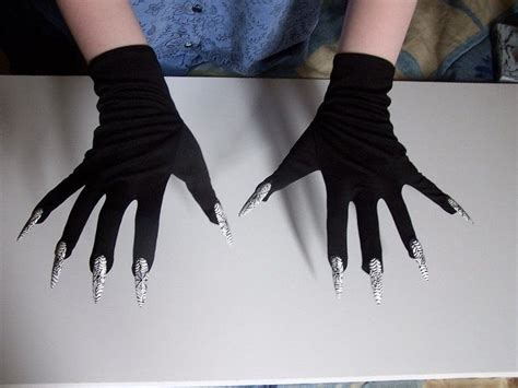 origami claw glove cat claw gloves 183 gloves 183 decorating on cut out keep