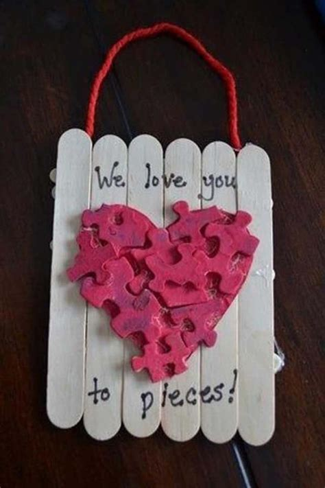 valentines day craft ideas for 23 easy s day crafts that require no special