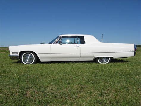 1968 Cadillac Coupe by 1968 Cadillac Coupe De Ville 2 Door Hardtop 91062