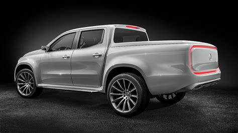 Mercedes X Class Truck Price by Mercedes X Class Up Concept Everything You Need