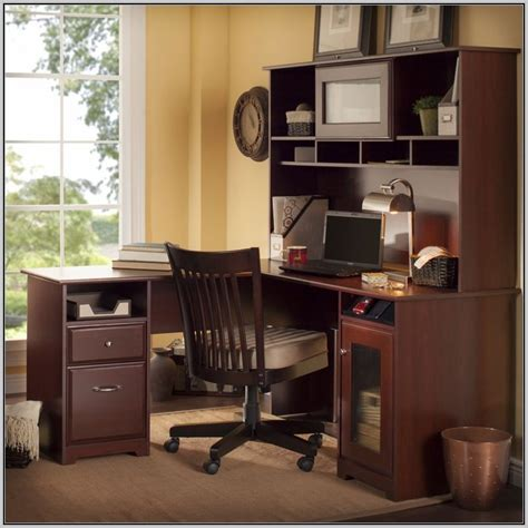 desk with small hutch small cherry desk with hutch desk home design ideas