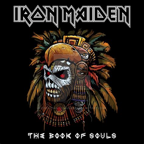 iron maiden the book of souls xxxviii by croatian