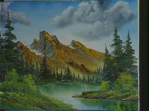 bob ross painting guide the of painting season 2 episode 6 s2e6 black river