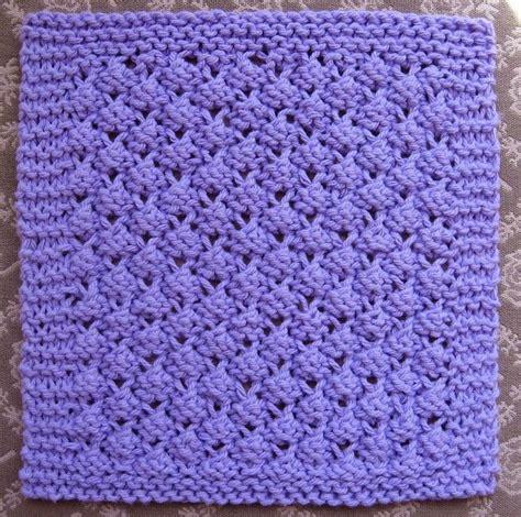 knit potholder pattern free knitting pattern dishcloths washcloths