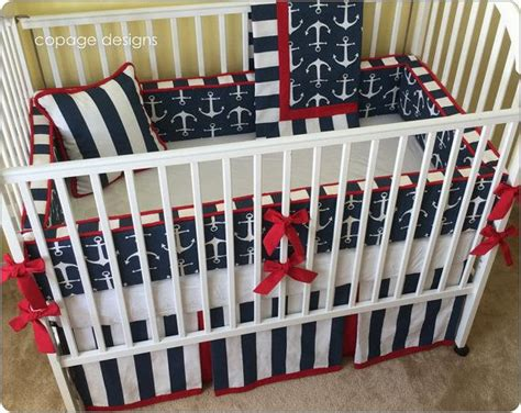 baby boy nautical crib bedding best 25 sailor baby ideas on nautical decor
