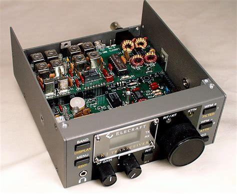 kits to make building ham radio kits ar15