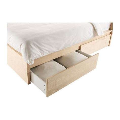 malm bed frame with box malm high bed frame 4 storage boxes ikea the 4 large