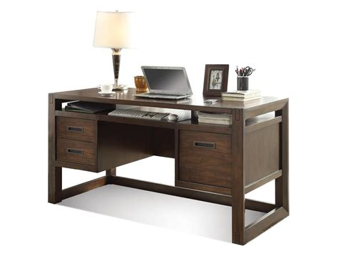 computer desk office riverside home office computer desk 75831 blockers