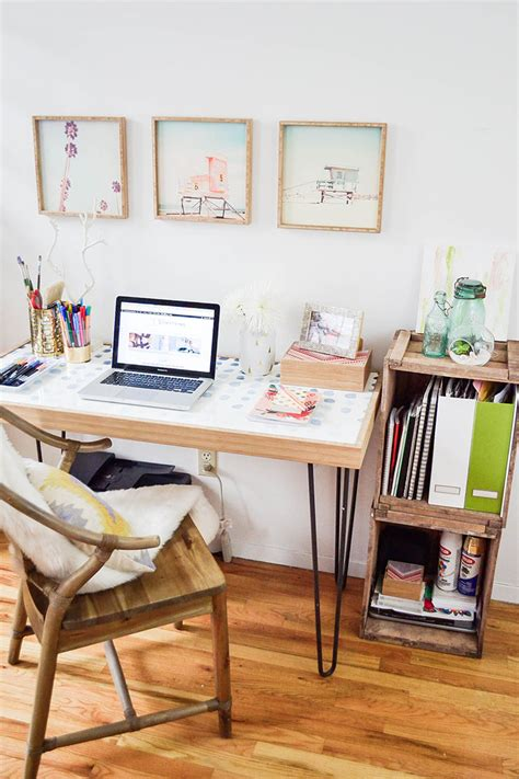 desk for small apartment how to create a home office in a tiny apartment