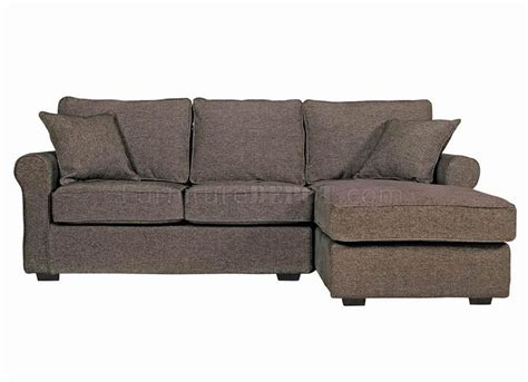 sectional contemporary sofa contemporary small sectional sofa in charcoal fabric