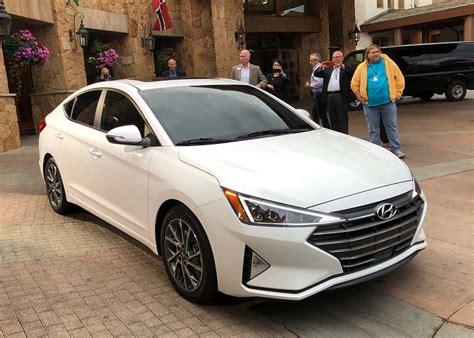 Hyundai Elantra 2019 by 2019 Hyundai Elantra More Than The Typical Mid Cycle