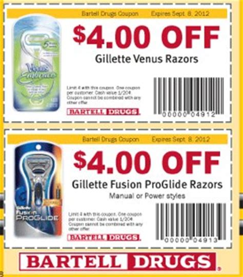 fusion promo code coupon for gillette fusion car wash voucher
