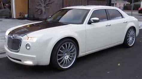 Bentley Kit For Chrysler 300 by Rolls Royce Phantom Kit Chrysler 300