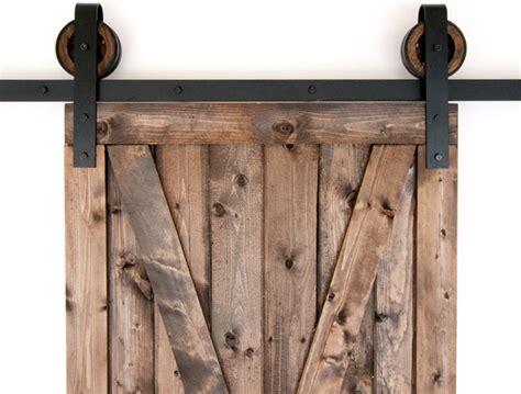 barn door roller hardware black rustic slide barn door closet hardware set 10ft 2