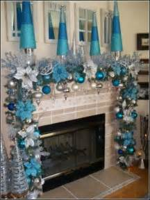 blue and silver tree decorations ideas 25 best ideas about blue decor on