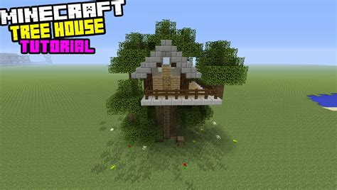 how to make a small house minecraft tutorial how to make a small tree house