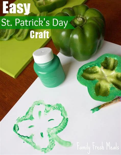 st patricks crafts for st s day craft