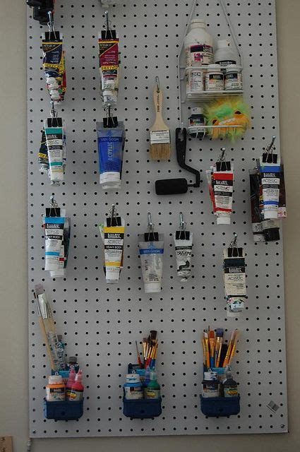 acrylic paint keeper 25 best ideas about acrylic paint storage on