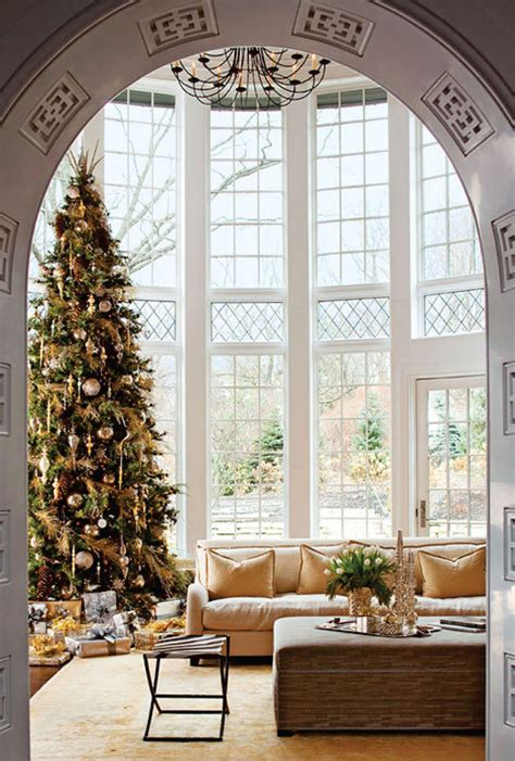 window tree with lights 30 modern decor ideas for delightful winter
