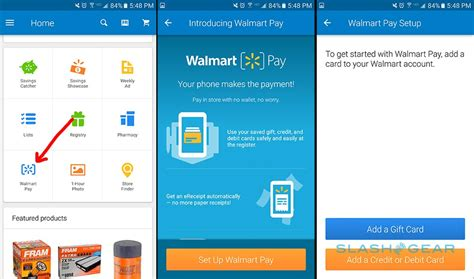 make a payment walmart credit card how to use walmart pay hint it s really simple slashgear