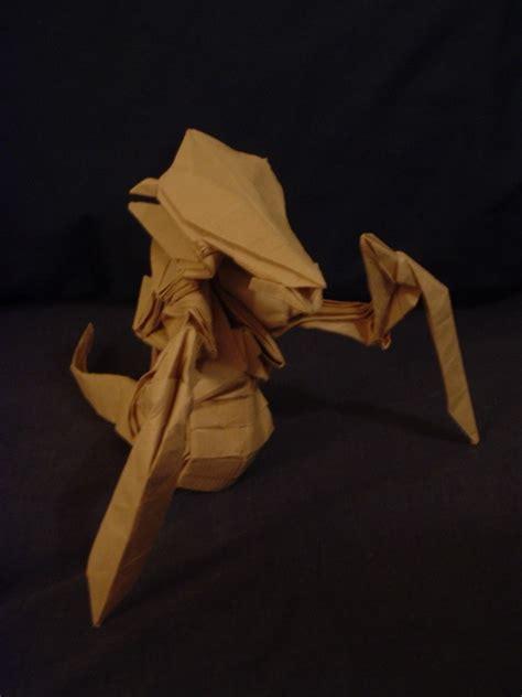 origami hydralisk hydralisk origami 171 embroidery origami