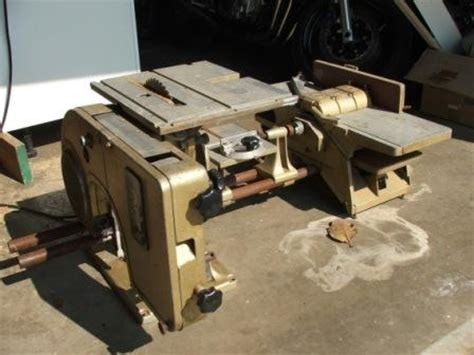 emco rex combination woodworking plans to build emco combination woodworking machine