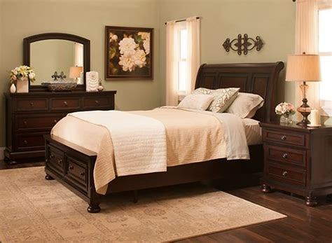raymour and flanigan bedroom furniture donegan 4 pc king bedroom set bedroom sets raymour
