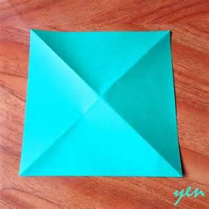origami bookmark tutorial day 73 origami bookmark tutorial being yen