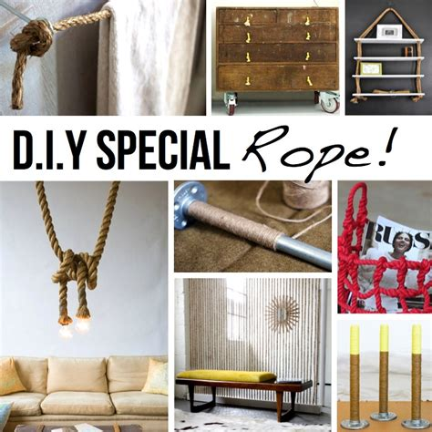 d i y projects craft ideas diy rope hacks diy ideas tutorials
