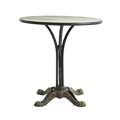 cast iron patio table cast iron patio table by out there exteriors