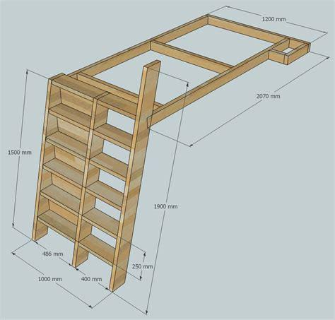 bunk bed ladder plans loft beds with bookshelf ladders