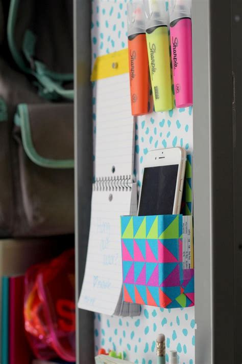 ideas for to make at school 25 unique diy locker ideas on school lockers