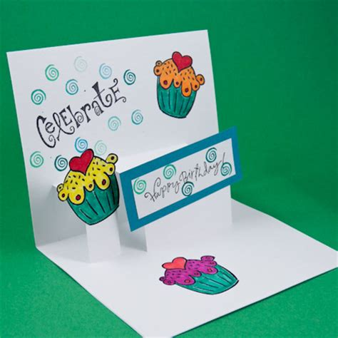 how to make pop up i you card card idea step pop up card tutorial greeting