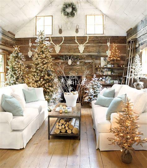 decoration chalet montagne chic moderne accueil design et mobilier