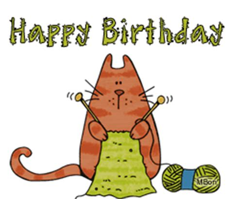happy birthday knitting march april classes happenings