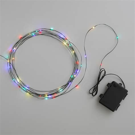 multicolor led light multicolor micro led 150 light string lights world market