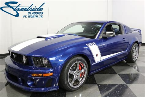 Ford Mustang Roush by 2008 Ford Mustang Roush 427r For Sale 67589 Mcg