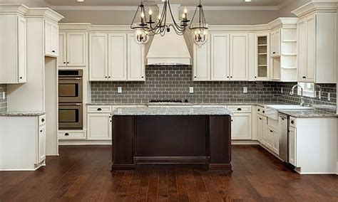 country kitchen white cabinets antique white country kitchen home design