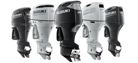 Used Suzuki Outboards by Northern Beaches Marine Suzuki Outboard Motors Boating