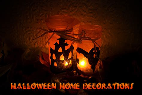 top 5 halloween home decorations for a spooky halloween