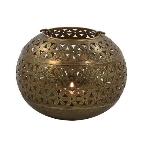 vintage tea light holders moroccan vintage candle tea light holder lantern by made