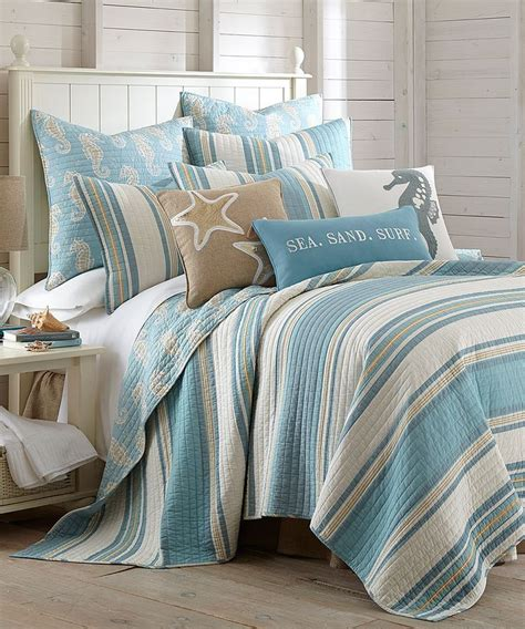 coastal bed sets dreamy beachy bedrooms with bedding by levtex