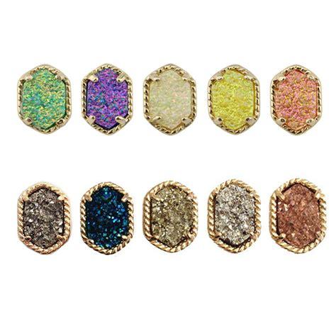 druzy wholesale buy wholesale druzy earrings from china druzy