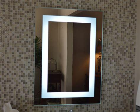 lighted bathroom wall mirrors lighted bathroom vanity make up mirror led lighted wall