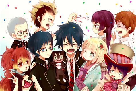 ao no exorcist ao no exorcist ao no exorcist photo 21074259 fanpop