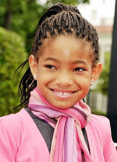 lil braided hairstyles with black braided hairstyles american