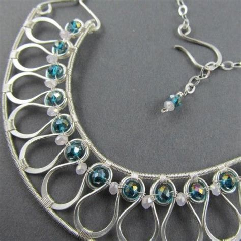 silver wire jewelry 1131 best wire jewelry images on wire wire