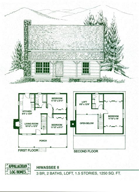 log cabin floorplans log home floor plans log cabin kits appalachian log