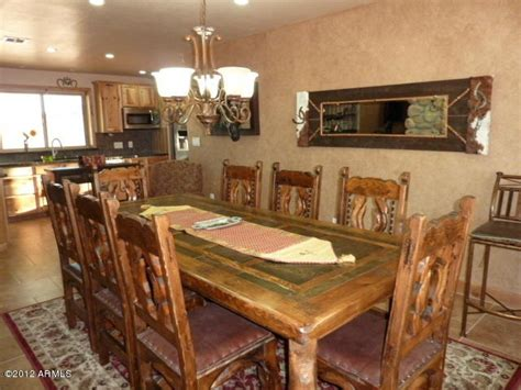 southwestern dining room southwestern style dining room for the home